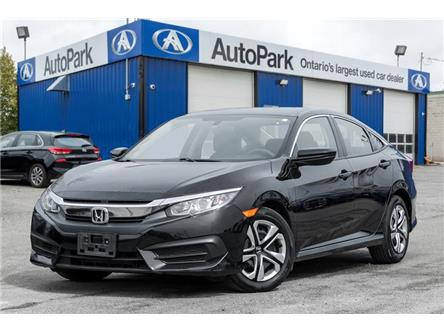 2018 Honda Civic LX (Stk: 18-06399T) in Georgetown - Image 1 of 18
