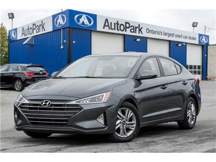 2020 Hyundai Elantra Preferred (Stk: 20-07239R) in Georgetown - Image 1 of 18
