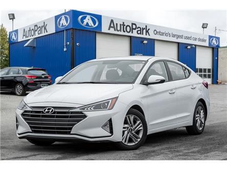 2020 Hyundai Elantra Preferred (Stk: 20-23097R) in Georgetown - Image 1 of 18