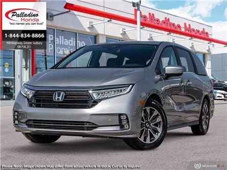 2022 Honda Odyssey EX-L Navi (Stk: 23178) in Greater Sudbury - Image 1 of 23