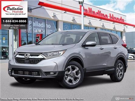2019 Honda CR-V EX (Stk: 21189) in Greater Sudbury - Image 1 of 23