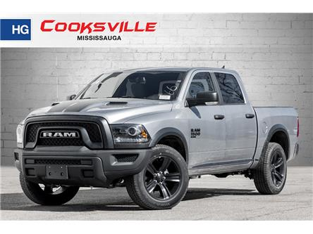 2021 RAM 1500 Classic SLT (Stk: MS546403) in Mississauga - Image 1 of 21