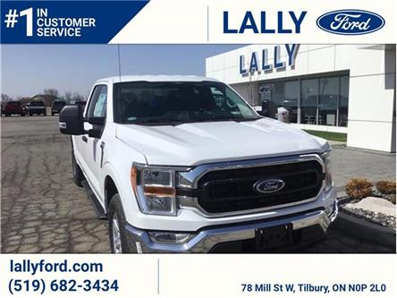2021 Ford F-150 XLT (Stk: FF27258) in Tilbury - Image 1 of 9
