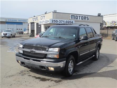 2005 Chevrolet Avalanche 1500 LT (Stk: ) in Kamloops - Image 1 of 18