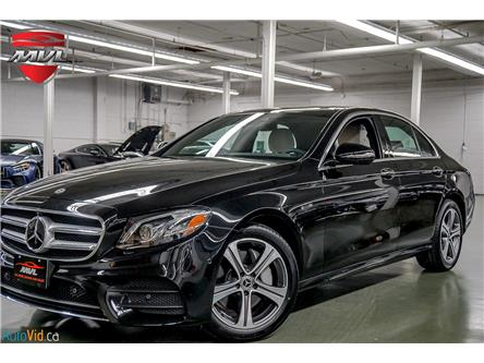 2020 Mercedes-Benz E-Class Base (Stk: ) in Oakville - Image 1 of 32