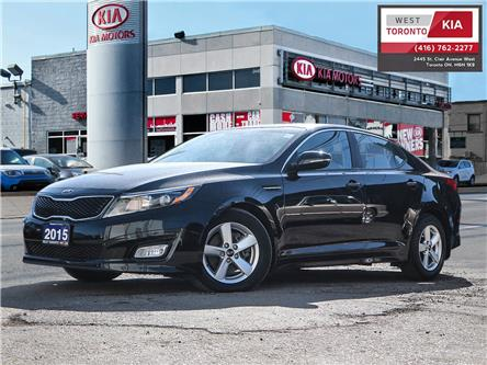 2015 Kia Optima  (Stk: T21192) in Toronto - Image 1 of 26