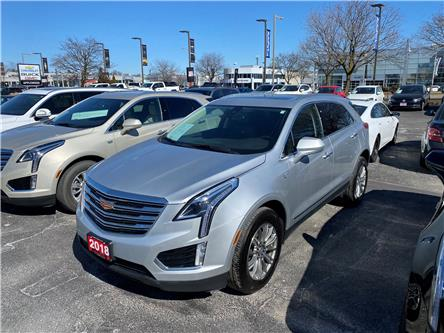 2018 Cadillac XT5 Luxury (Stk: 115529TN) in Mississauga - Image 1 of 10