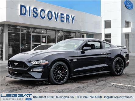2021 Ford Mustang GT Premium (Stk: MU21-03514) in Burlington - Image 1 of 22