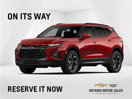 2021 Chevrolet Blazer True North (Stk: F-ZHZWQV) in Oshawa - Image 1 of 6