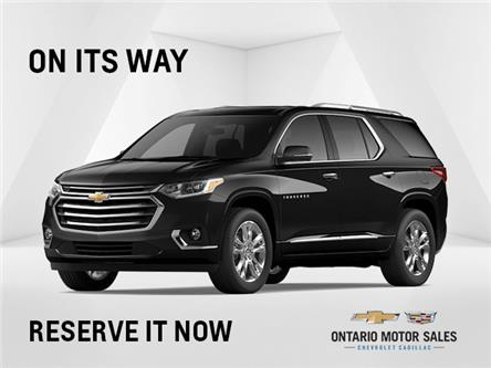 2021 Chevrolet Traverse Premier (Stk: F-ZMBN41) in Oshawa - Image 1 of 6