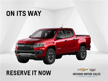 2021 Chevrolet Colorado Z71 (Stk: F-ZMBNJM) in Oshawa - Image 1 of 6