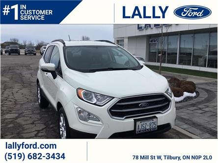 2020 Ford EcoSport SE (Stk: ES26390) in Tilbury - Image 1 of 9