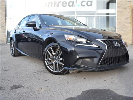 2014 Lexus IS 250 Base (Stk: BE006) in Vaudreuil-Dorion - Image 1 of 26