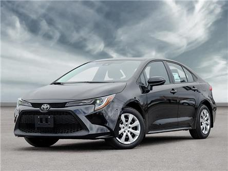 2021 Toyota Corolla LE (Stk: 21CR394) in Georgetown - Image 1 of 23