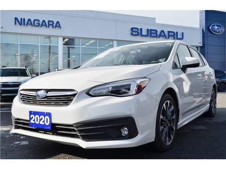 2020 Subaru Impreza Sport (Stk: S4964) in St.Catharines - Image 1 of 26
