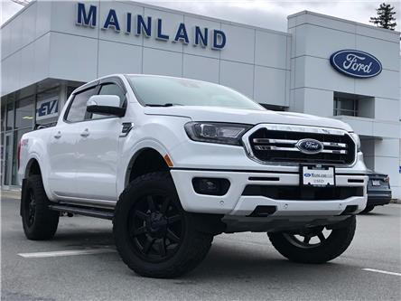 2020 Ford Ranger Lariat (Stk: 21RA3400A) in Vancouver - Image 1 of 27