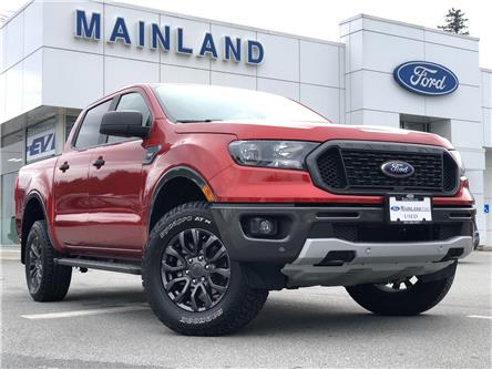 2019 Ford Ranger XLT (Stk: P5320) in Vancouver - Image 1 of 30