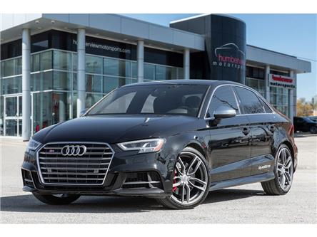 2018 Audi S3 2.0T Progressiv (Stk: 21HMS237) in Mississauga - Image 1 of 24