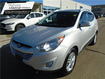 2010 Hyundai Tucson GL AWD at (Stk: M21063B) in Steinbach - Image 1 of 24