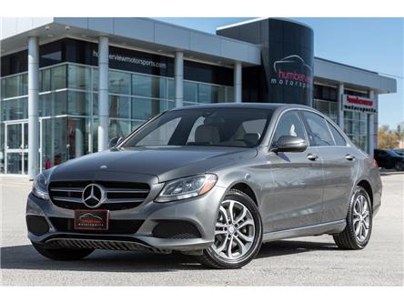 2017 Mercedes-Benz C-Class Base (Stk: 21HMS201) in Mississauga - Image 1 of 23