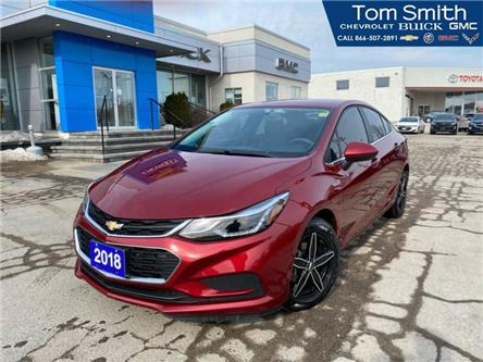 2018 Chevrolet Cruze LT Manual (Stk: 12426A) in Midland - Image 1 of 16