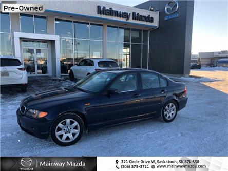 2005 BMW 3 Series 320i (Stk: M21020B) in Saskatoon - Image 1 of 7
