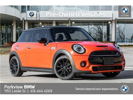 2020 MINI 3 Door Cooper S (Stk: 303440A) in Toronto - Image 1 of 19