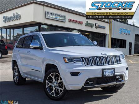 2020 Jeep Grand Cherokee Overland (Stk: 36152) in Waterloo - Image 1 of 26