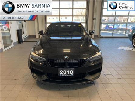 2018 BMW 440i xDrive (Stk: BU852) in Sarnia - Image 1 of 10