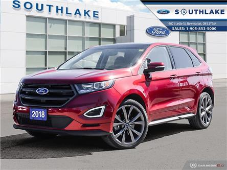 2018 Ford Edge Sport (Stk: P51626) in Newmarket - Image 1 of 27