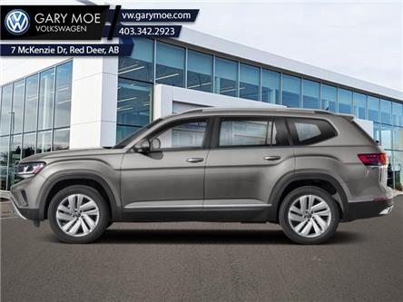 2021 Volkswagen Atlas Execline 3.6 FSI (Stk: 1AT2130) in Red Deer County - Image 1 of 2