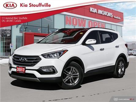 2017 Hyundai Santa Fe Sport 2.0T Limited (Stk: P0345) in Stouffville - Image 1 of 26
