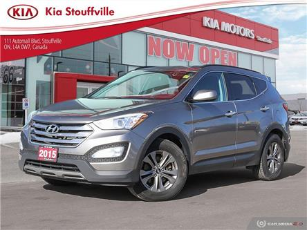 2015 Hyundai Santa Fe Sport 2.4 Luxury (Stk: 21176B) in Stouffville - Image 1 of 26