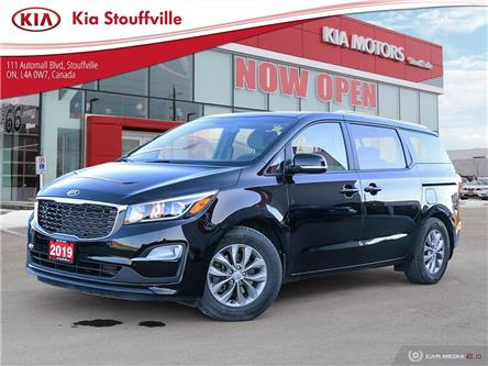 2019 Kia Sedona LX+ (Stk: 21089B) in Stouffville - Image 1 of 26