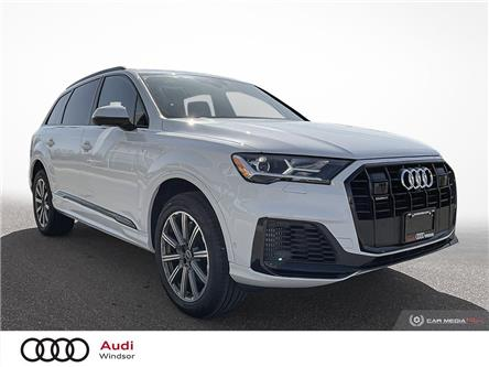 2021 Audi Q7 55 Progressiv (Stk: 21106) in Windsor - Image 1 of 30