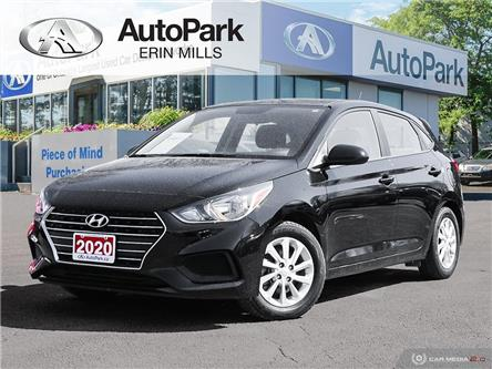 2020 Hyundai Accent Preferred (Stk: 115431AP) in Mississauga - Image 1 of 27