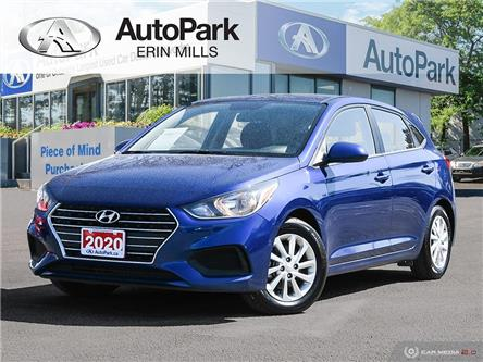 2020 Hyundai Accent Preferred (Stk: 108482AP) in Mississauga - Image 1 of 27