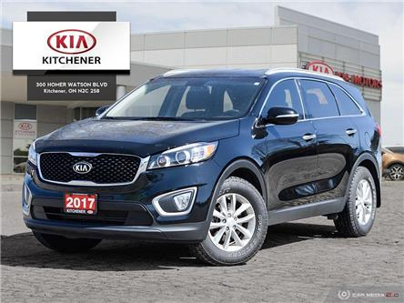 2017 Kia Sorento 2.4L LX (Stk: P20059) in Kitchener - Image 1 of 28