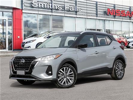 2021 Nissan Kicks SV (Stk: 21-094) in Smiths Falls - Image 1 of 23