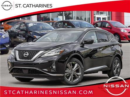 2021 Nissan Murano Platinum (Stk: MU21016) in St. Catharines - Image 1 of 23