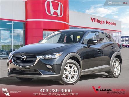 2019 Mazda CX-3 GS (Stk: B7634) in Calgary - Image 1 of 27