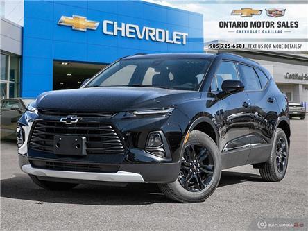 2021 Chevrolet Blazer LT (Stk: T1539793) in Oshawa - Image 1 of 18