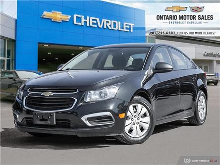 2016 Chevrolet Cruze Limited 2LS (Stk: 328140A) in Oshawa - Image 1 of 36