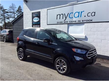 2019 Ford EcoSport Titanium (Stk: 210194) in Ottawa - Image 1 of 22