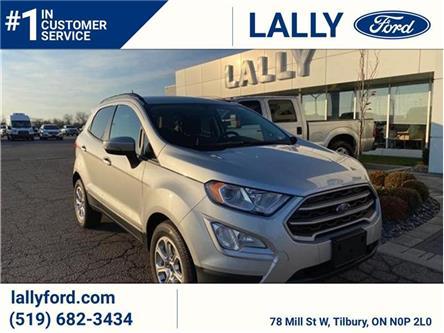 2020 Ford EcoSport SE (Stk: ES26834) in Tilbury - Image 1 of 17