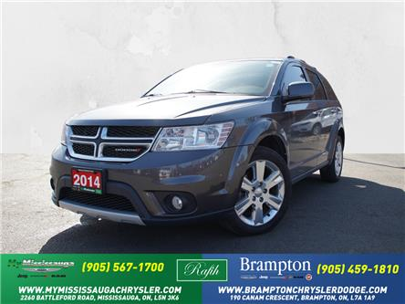 2014 Dodge Journey R/T (Stk: 1371) in Mississauga - Image 1 of 19