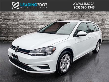 2019 Volkswagen Golf SportWagen 1.8 TSI Comfortline (Stk: 18602) in King - Image 1 of 14
