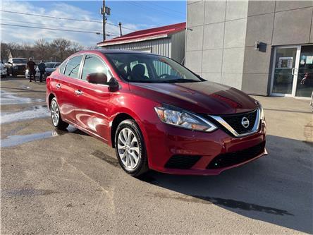 2017 Nissan Sentra  (Stk: 14728A) in Regina - Image 1 of 23