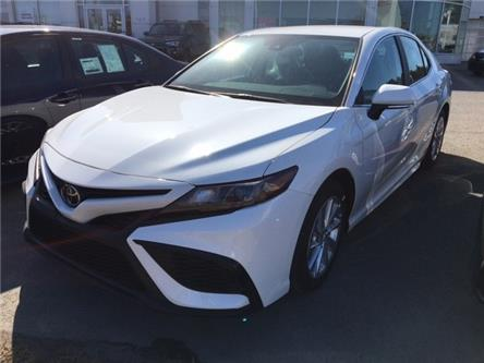 2021 Toyota Camry SE (Stk: CX046) in Cobourg - Image 1 of 7