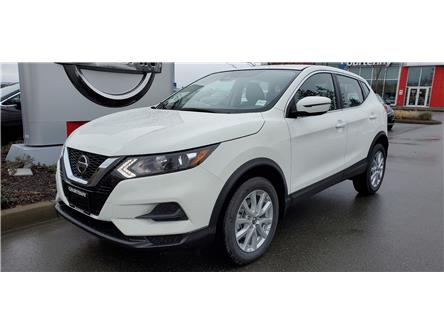 2021 Nissan Qashqai S (Stk: Q2100) in Courtenay - Image 1 of 8